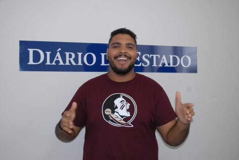 Paulo Vieira apresenta stand-up em Goiânia, nesta sexta-feira