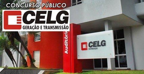 Concurso CELG GT – Geração e Transmissão – GO