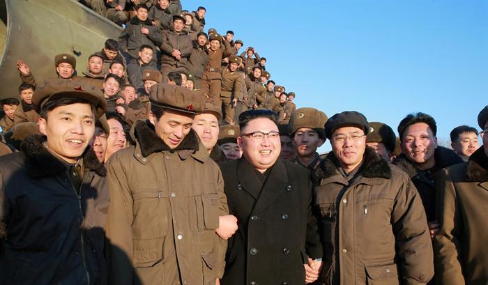 Conselho de Segurança da ONU ameaça a Coreia do Norte após míssil