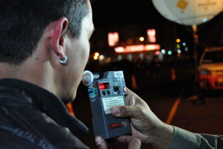 Goiás: quatro pessoas são detidas pela PRF por embriaguez ao volante nas rodovias