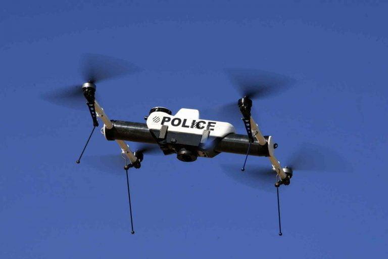 Polícia dos EUA quer usar drones com armas letais