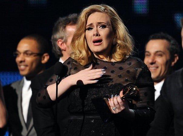 Adele afirma em carta que pode nunca mais fazer turnês
