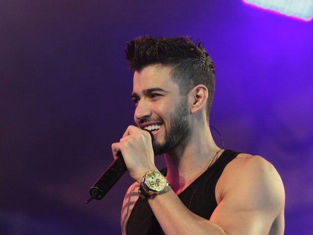 Gusttavo Lima está proibido de cantar um dos seus maiores sucessos