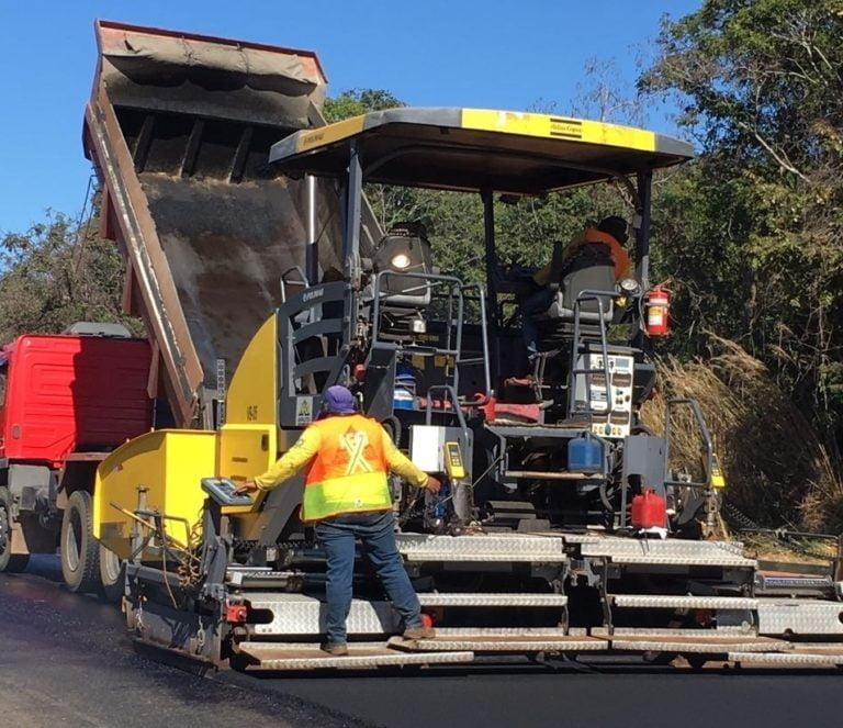 Iniciadas reconstruções de mais duas rodovias: GO-139 e GO-210