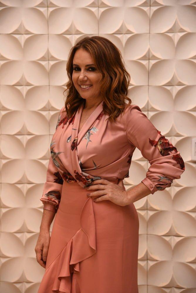 A empresária Ivana Menezes recebeu convidadas e clientes para o lançamento da coleção Pat Bo Concept Verão 18, na quinta-feira (10), na loja NOHDA, no Setor Marista. Foto: