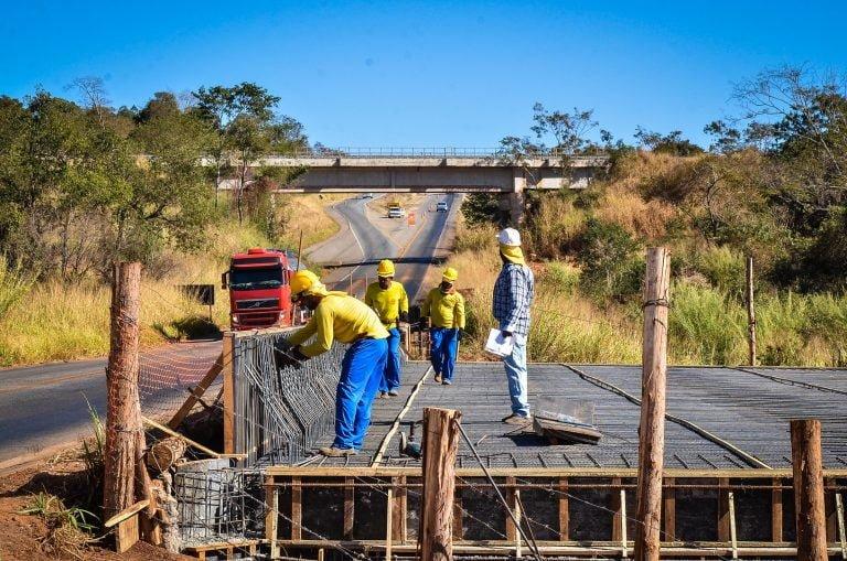 Estado realiza obras de duplicação em 15 trechos de rodovias