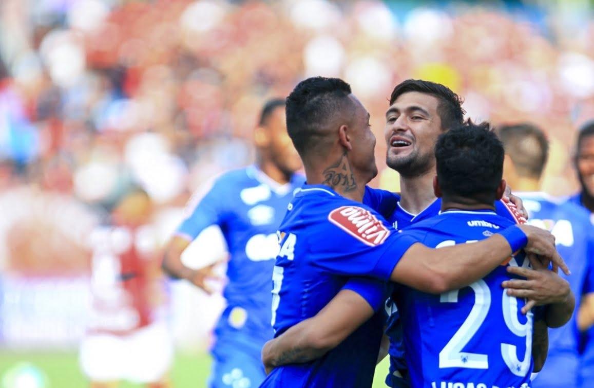 Atlético-GO x Cruzeiro: acompanhe o que acontece no jogo AO VIVO