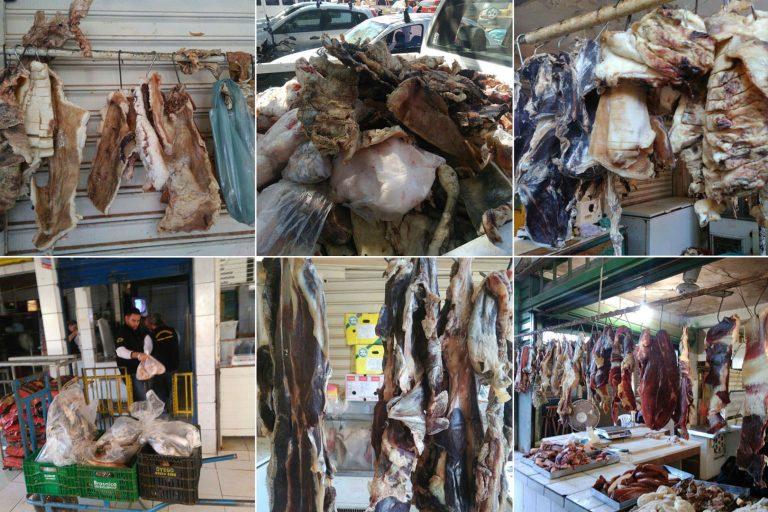 Operação apreende mais de 1 tonelada de carne em Goiás
