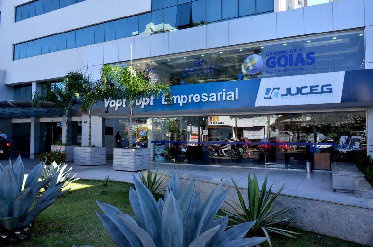 Goiás registra melhor outubro dos últimos cinco anos em abertura de empresas