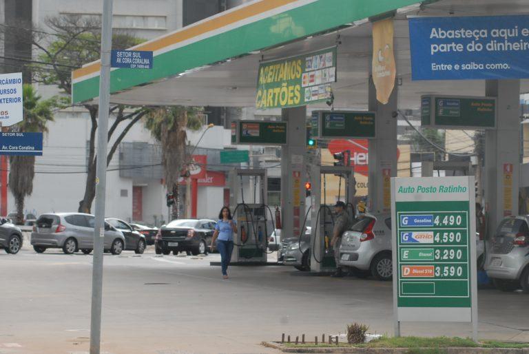 Petrobras anuncia redução de preço dos combustíveis a partir de quarta