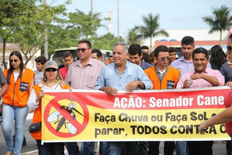 Senador Canedo conta com ação de prevenção à dengue