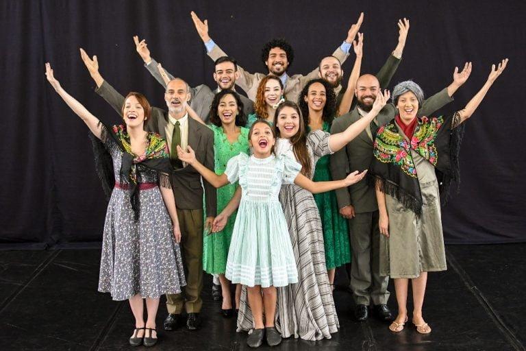 Goiânia recebe musical sobre a vida de Cora Coralina