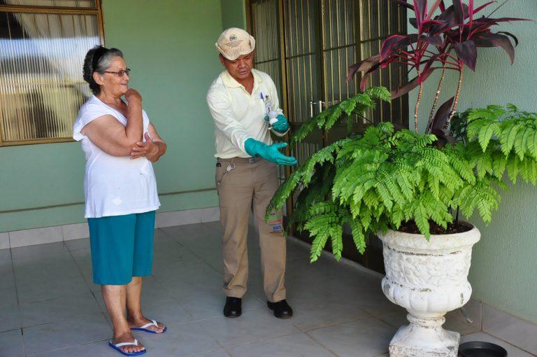 Prefeitura de Goiânia reforça ações contra mosquito da dengue