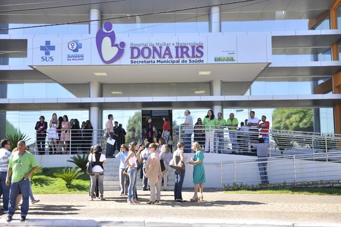 Hospital Maternidade Dona Íris oferece 17 vagas para Residência Médica