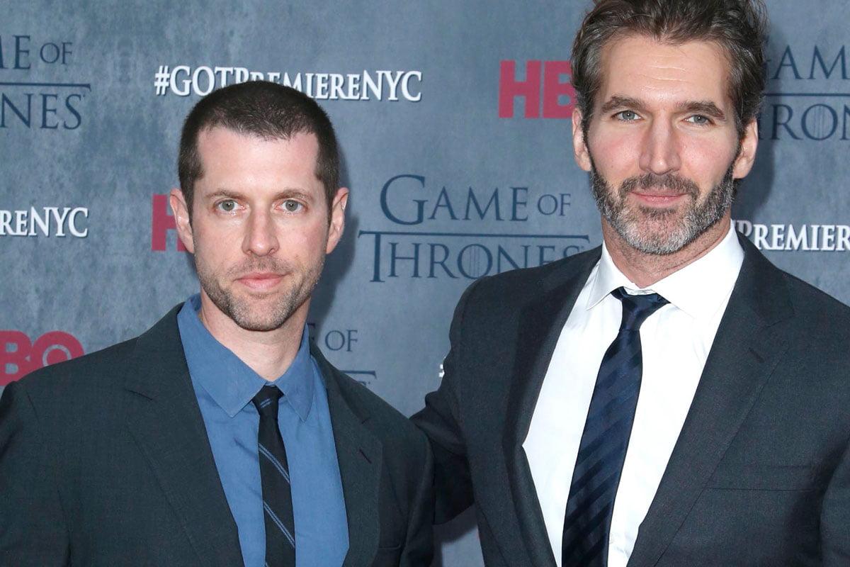 Criadores de 'Game of thrones' farão nova série de filmes 'Star Wars'
