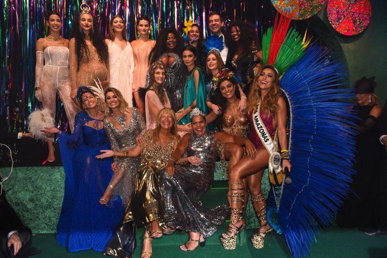 Baile da Vogue 2018 agita São Paulo