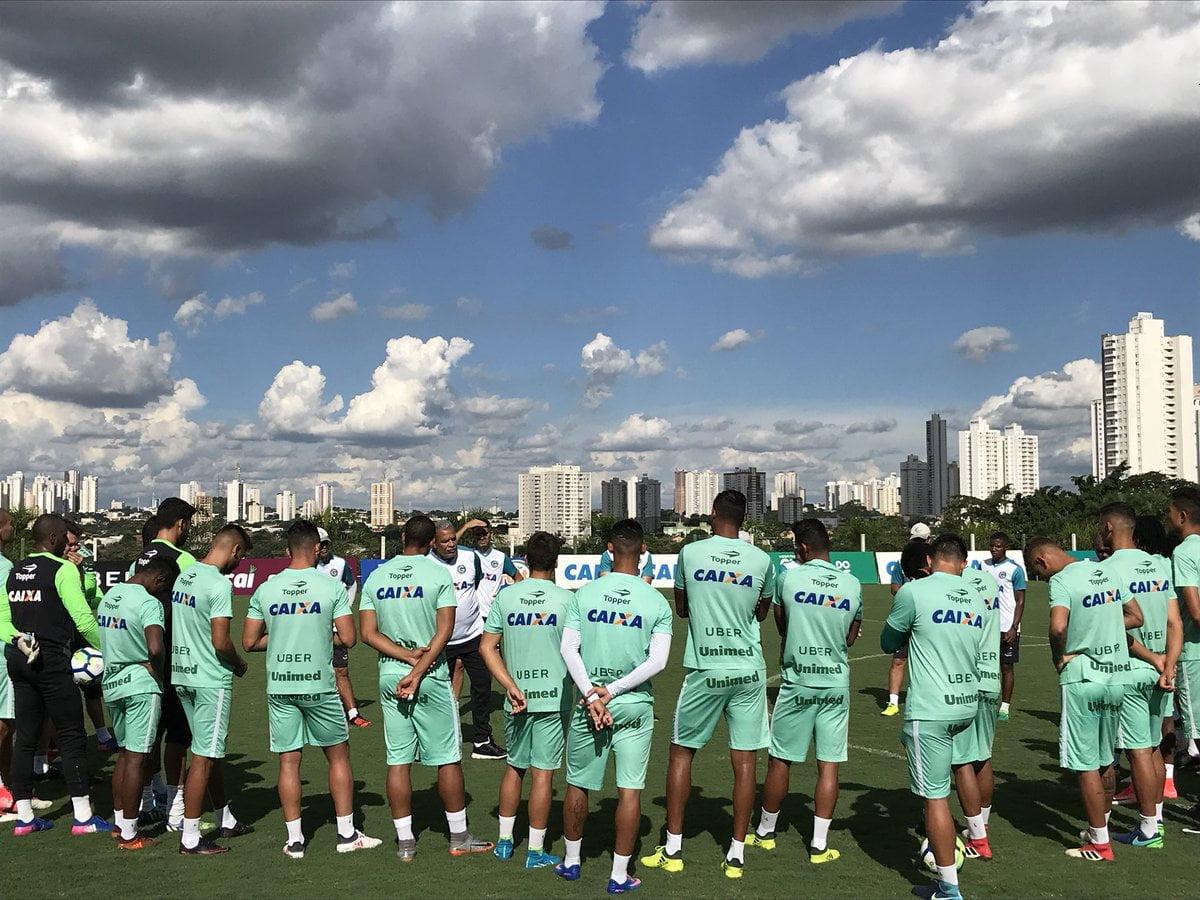 Saiba como assistir ao jogo — Goiás x Coritiba