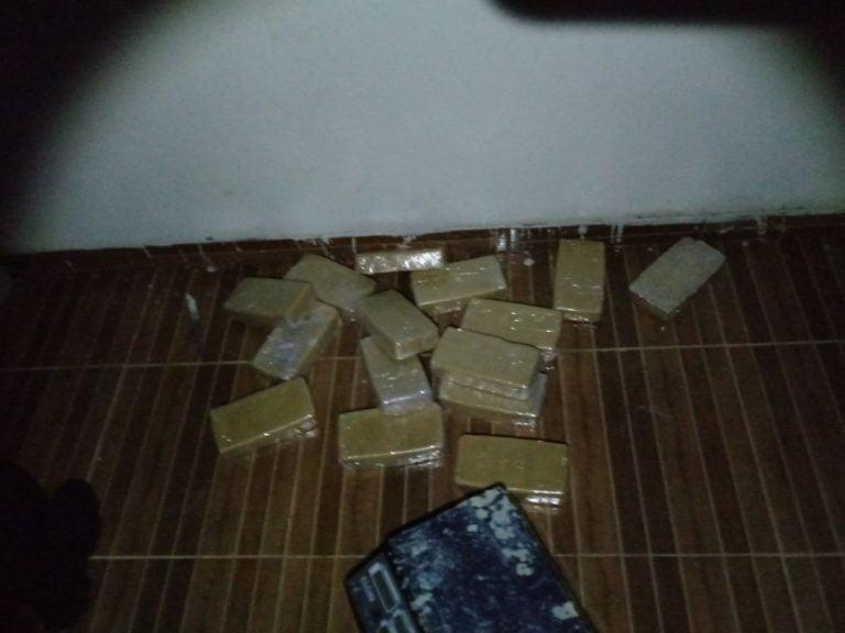Polícia Militar localiza laboratório de drogas em Itaberaí