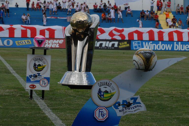Campeonato Goiano está com semifinal em aberto e jogos de volta serão decisivos