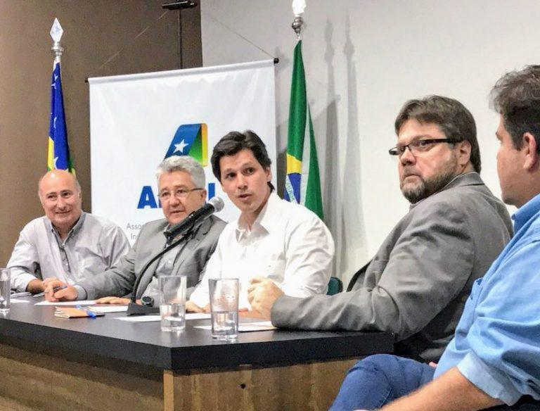 Daniel Vilela defende controle de gastos na Saúde