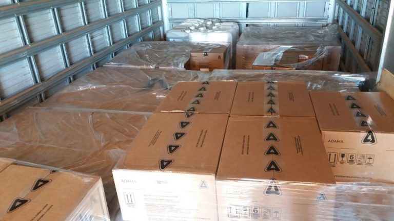 PRF recupera carga roubada avaliada em R$ 170 mil