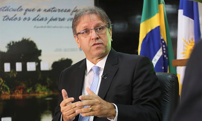 Gilmar Mendes suspende cassação do governador do Tocantins
