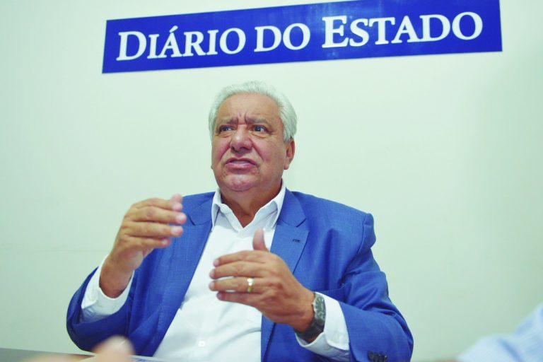 PSD pode apoiar Caiado ou Daniel, diz Vilmar Rocha