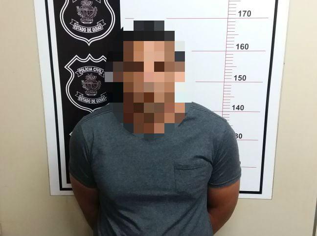 Pai é preso em flagrante em Itumbiara por estuprar filha de cinco anos