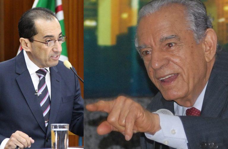 Vereador Jorge Kajuru apresenta pedido de impeachment contra Iris Rezende