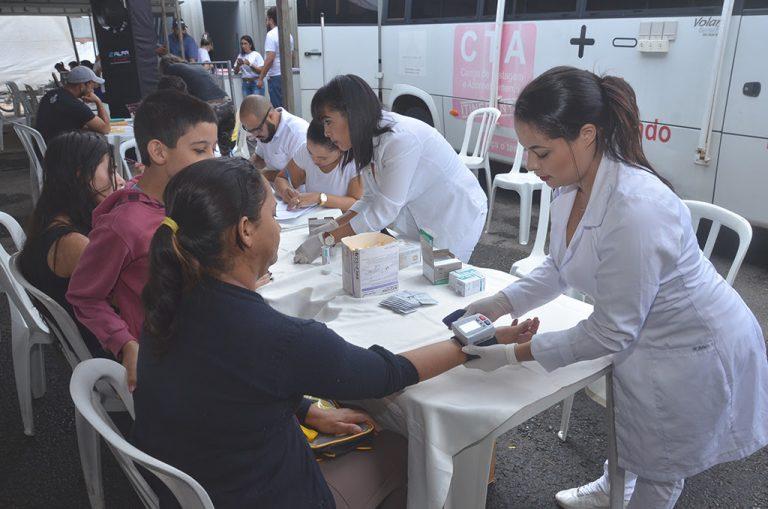 Prefeitura de Aparecida realiza atendimentos gratuitos hoje e amanhã