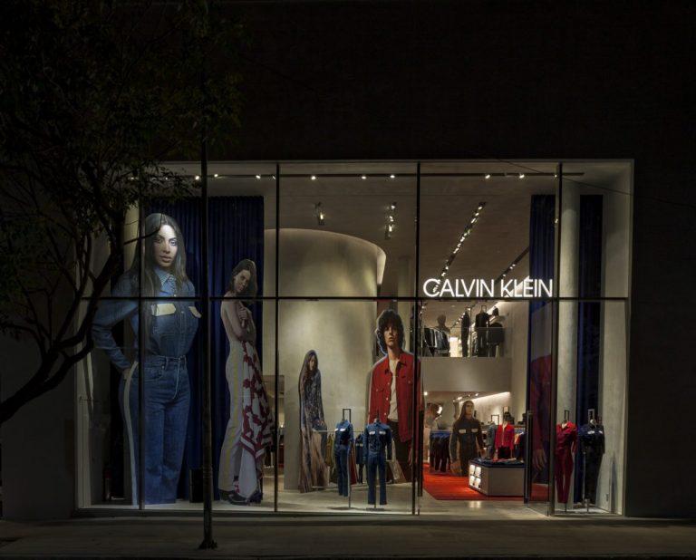 Calvin Klein abre a sua primeira flagship store no Brasil