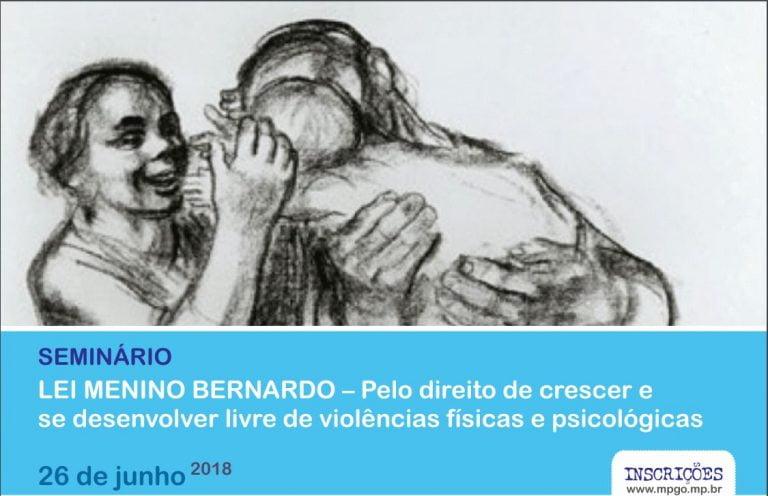 Abre as inscrições para seminário sobre violências contra crianças e adolescêntes