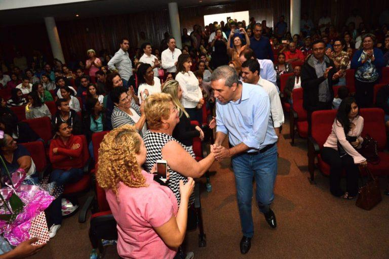 Representantes da região sudoeste declaram apoio a José Eliton