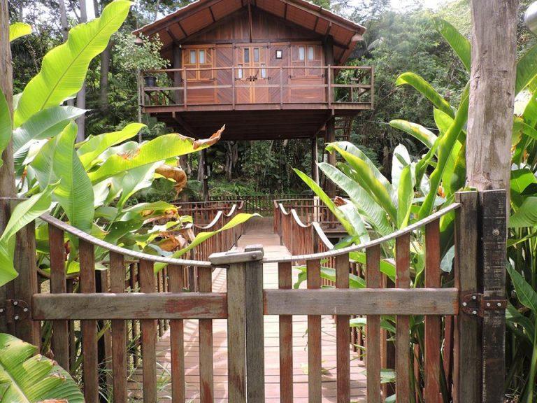 Cabanas do Brejo, um paraíso escondido, em Goiânia