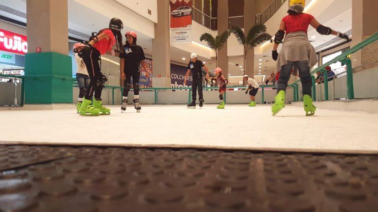 Férias:  Pista de skate, cinema e jogos eletrônicos estão entre as opções de lazer