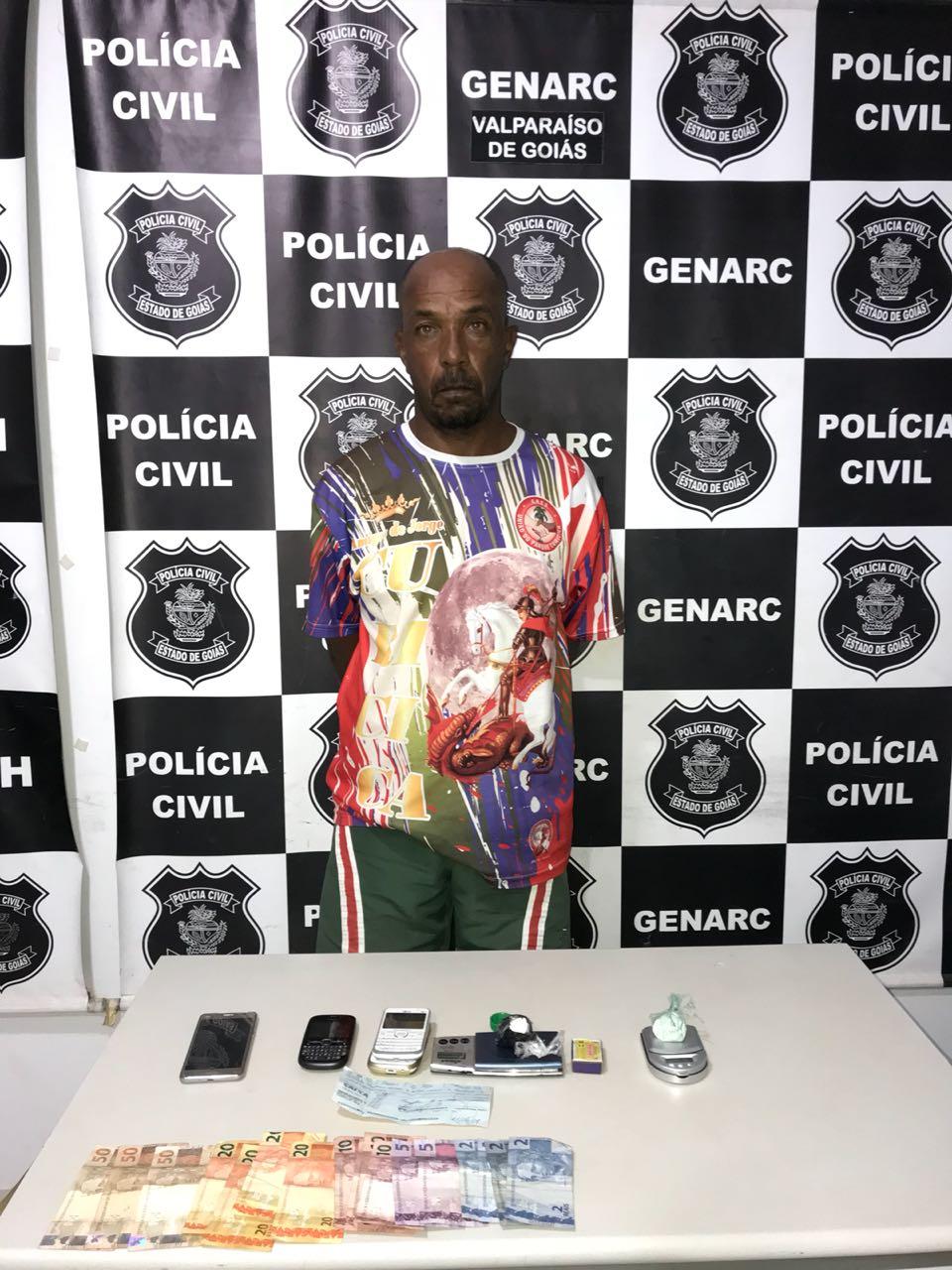 Foto: Polícia Civil GO