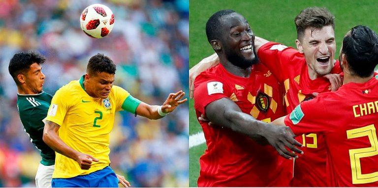 Brasil X Bélgica: A melhor defesa contra o melhor ataque