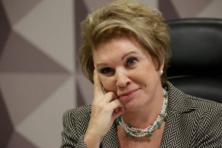Marta recusa ser vice de Meirelles e anuncia que deixará o MDB