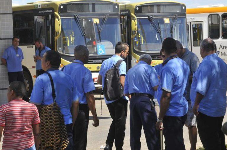 Paralisação em transporte rodoviário afeta 200 mil passageiros