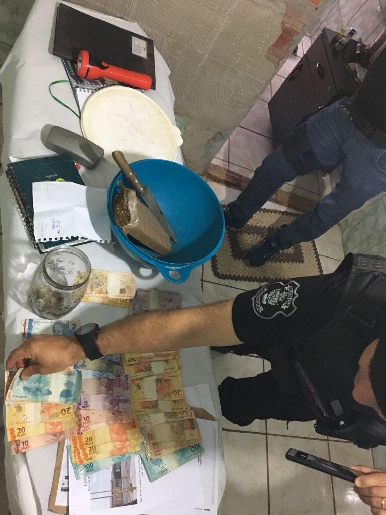Operação Festa do Povo: cinco presos por tráfico e 10 mandados de busca cumpridos em Itaberaí