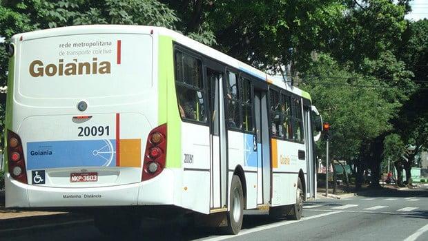 RMTC amplia rota de linha de ônibus e anuncia desvios de dois itinerários em Goiânia