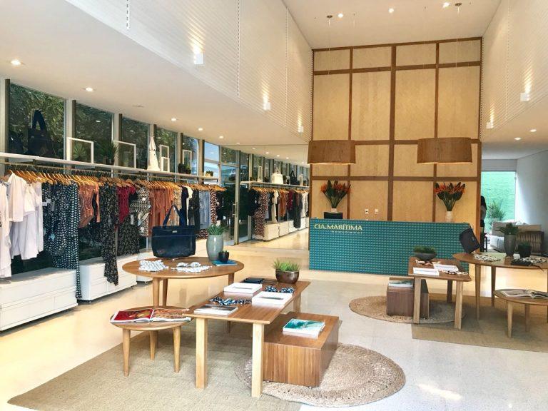 Cia. Marítima inaugura loja conceito em Goiânia