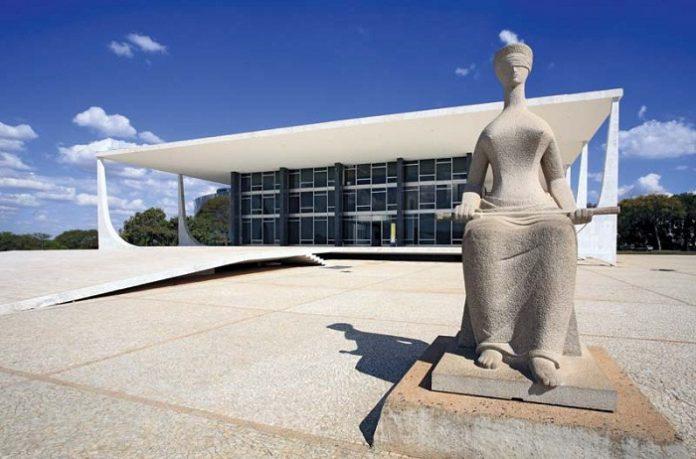 Superior Tribunal Federal. / Foto: Divulgação.