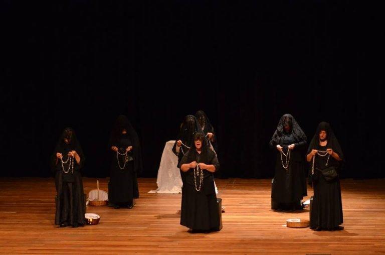 """Teatro Basileu França realiza """"Expresso Teatral"""""""