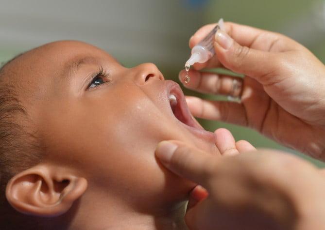 Confira lista de postos de vacinação contra Poliomielite e Sarampo em Goiânia