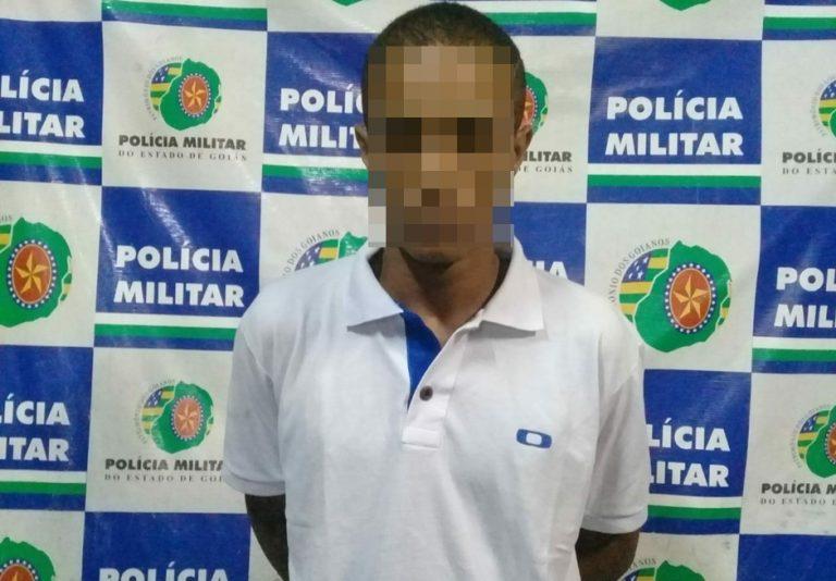 Homem é preso após estuprar e tentar matar jovem
