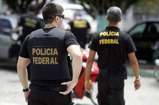PF realiza operação contra tráfico internacional de drogas