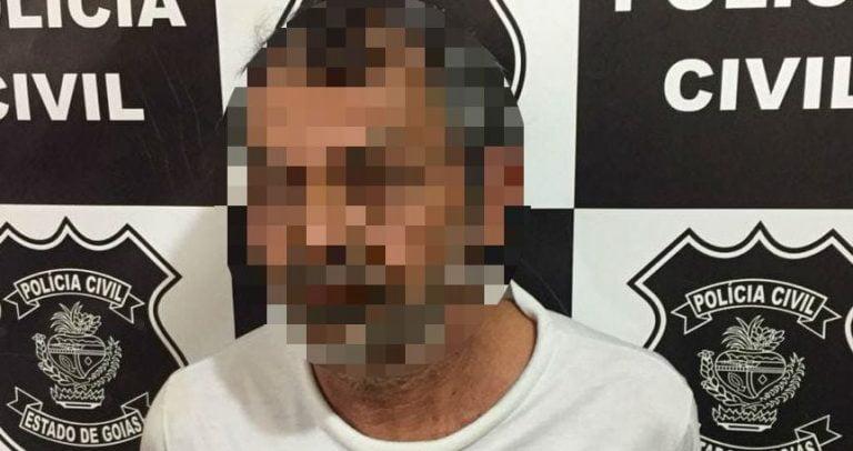 Polícia prende suspeito de estuprar e engravidar enteada de 12 anos