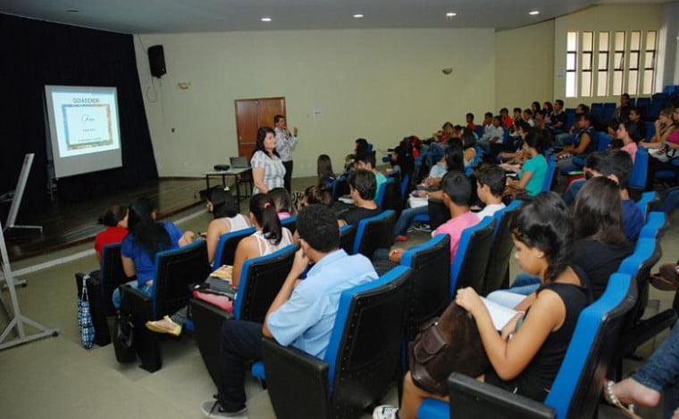 Aulão encerra preparação para o Enem em Goiânia