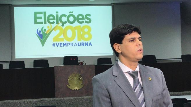 Secretário de Tecnologia da Informação fala sobre segundo turno e troca de urnas em Goiás
